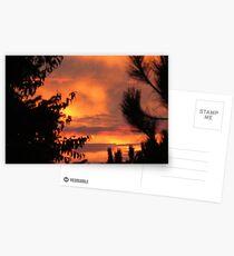 Milwaukee Sunset Postcards