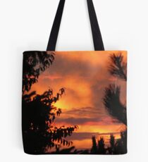 Milwaukee Sunset Tote Bag