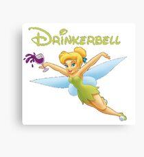 Drinkerbell! Canvas Print