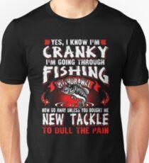 tackle fishing shirt Unisex T-Shirt