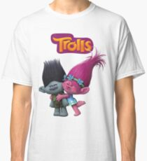 trolls poppy and branch Classic T-Shirt