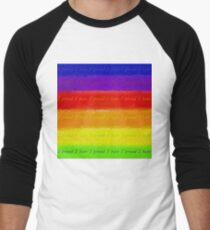 2 Proud 2 Hate Rainbow Stripes by IdeaJones T-Shirt