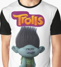 branch troll Graphic T-Shirt