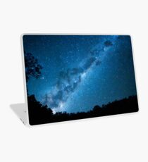 Maroon Dam Milky Way Laptop Skin