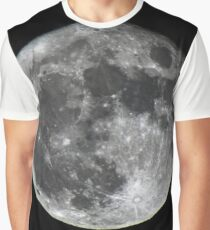 Supermoon Graphic T-Shirt