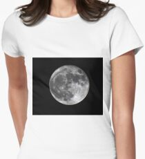 Supermoon Women's Fitted T-Shirt