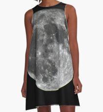 Supermoon A-Line Dress