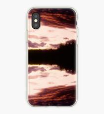 Rorschach's Sunset iPhone Case