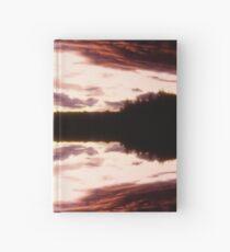 Rorschach's Sunset Hardcover Journal
