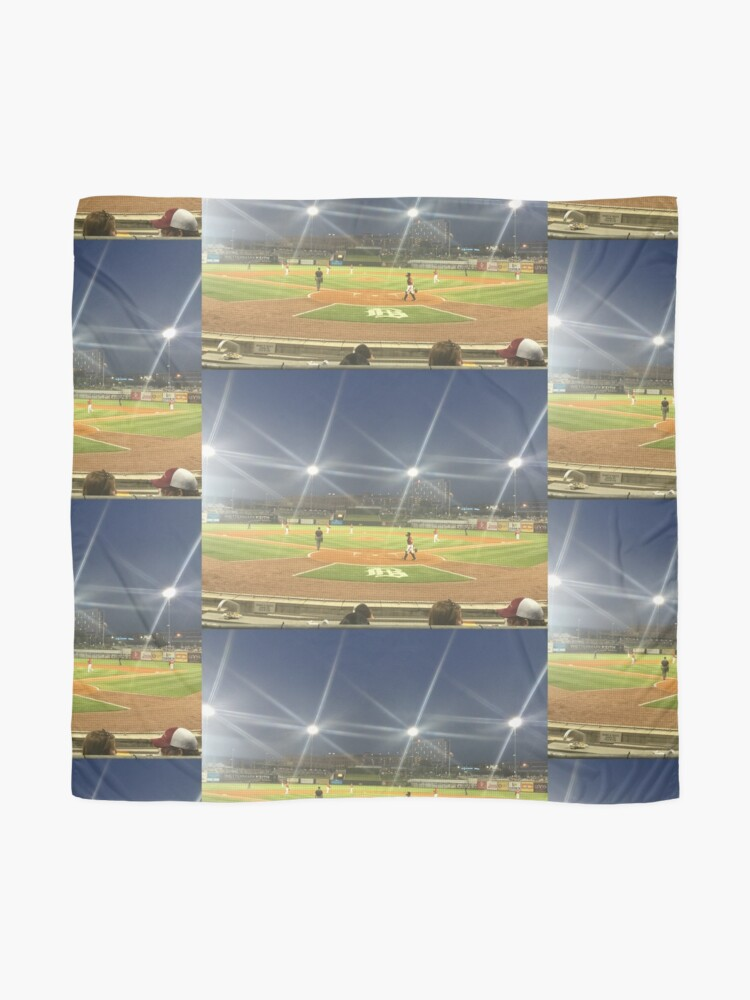 Alternate view of Take Me Out to the Ballgame Collection  Scarf