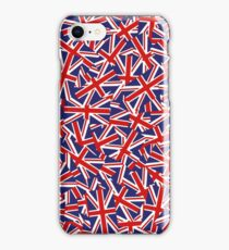 Union Jack Inspired Pattern iPhone Case/Skin