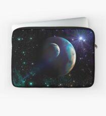 World map wallpaper laptop sleeves redbubble fantasy sky laptop sleeve gumiabroncs Choice Image