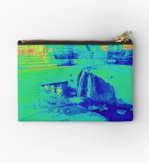 Heat Map Natural Spring Studio Pouch