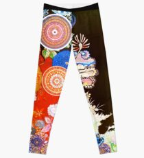 Pollen storm Leggings