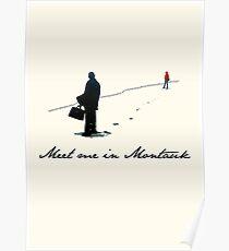 Meet Me in Montauk... Poster