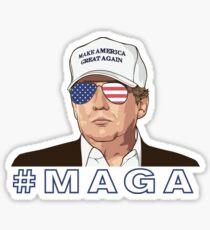 Trump - MAGA Sticker