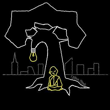 Uptown Monk by kitrodri