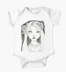 Vampire Girl One Piece - Short Sleeve