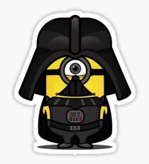 Mini IN Vader Sticker