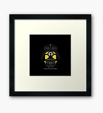 Mini IN Vader Framed Print