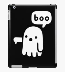boo iPad Case/Skin