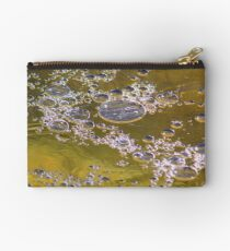 Bubbles On The Rocks Studio Pouch