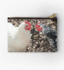 Chickens Studio Pouch