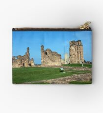 Priory castle Tynemouth Studio Pouch