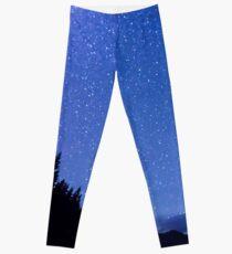 Oh Starry Night Leggings