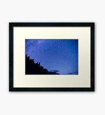 Oh Starry Night Framed Print