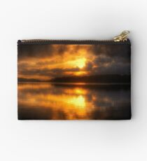 Smoulder - Narrabeen Lakes Sydney Australia  - The HDR Experience Studio Pouch