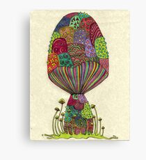 Dream Mushroom Canvas Print