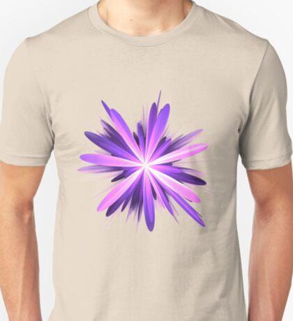 Flower blast #fractal art T-Shirt
