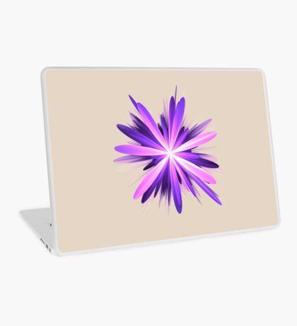 Flower blast #fractal art Laptop Skin