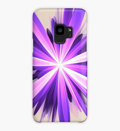 Flower blast #fractal art Case/Skin for Samsung Galaxy