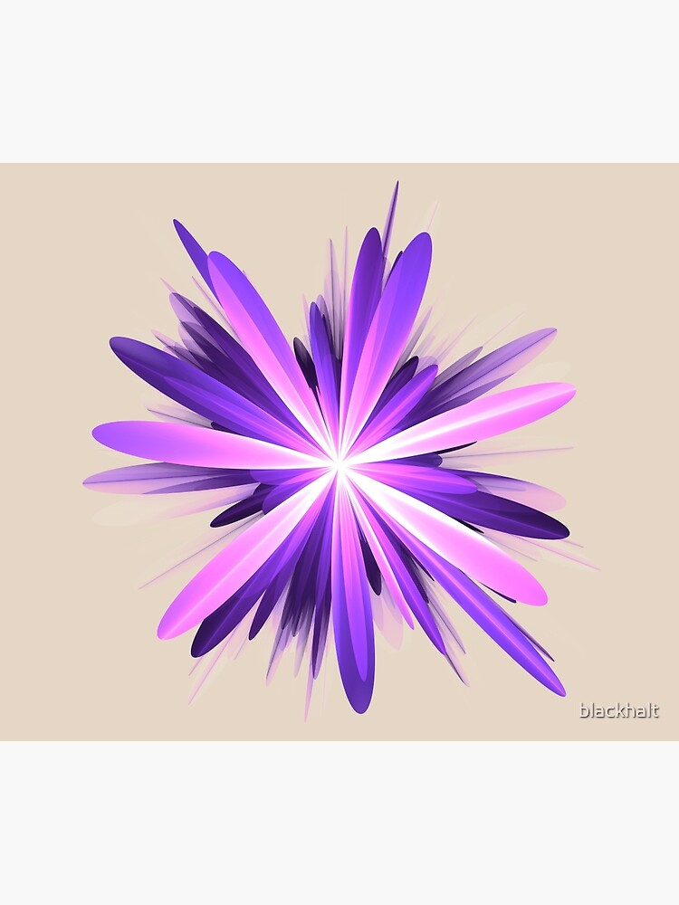 Flower blast #fractal art by blackhalt