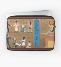 Communities of Ancient Egypt Laptop Sleeve