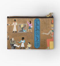 Communities of Ancient Egypt Studio Pouch