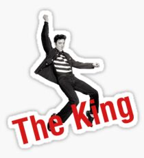 King Sticker