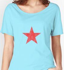 Star Women's Relaxed Fit T-Shirt
