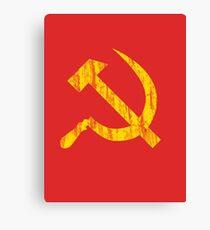 Soviet Canvas Print