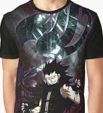 Gajeel- the iron dragon slayer Graphic T-Shirt