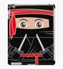 Ninja Warrior iPad Case/Skin