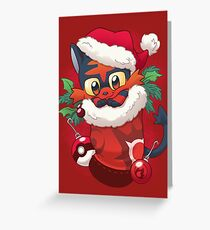 Stocking Stuffer: New Fire Greeting Card