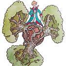 «El Principito y sus Baobabs» de laramaktub