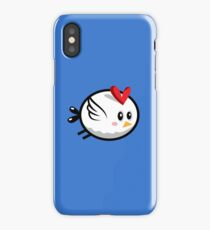 Cool Chicken Flying iPhone Case/Skin