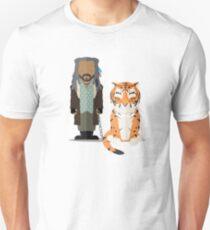 Walking Dead - Ezekiel & Shiva Unisex T-Shirt