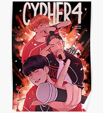 Cypher 4 Poster