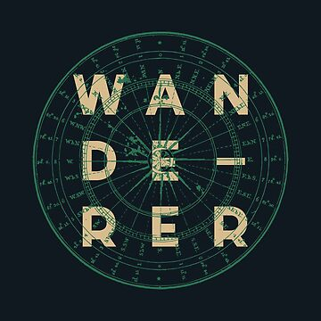 WANDERER by magdam