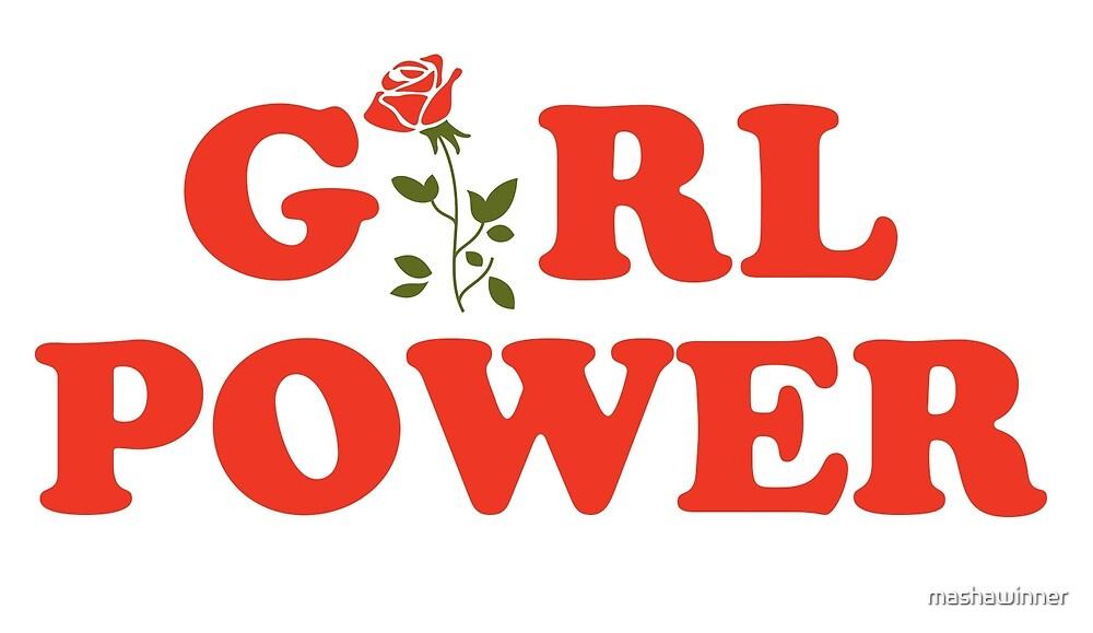 Girl power by mashawinner